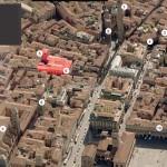 Pianta Bologna Centro