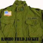 m-65 rambo jacket copia